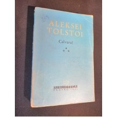Calvarul vol.3 - Aleksei Tolstoi