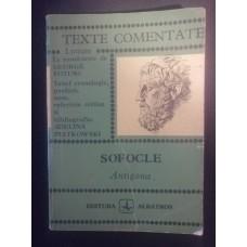 Soflocle - Antigona