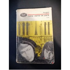 Notre Dame de Paris vol. II - Victor Hugo
